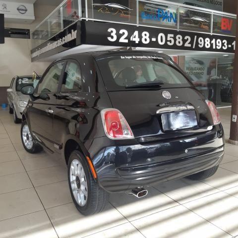 Fiat 500 1.4 Cult 11/12 - Troco e Financio! - Foto 4