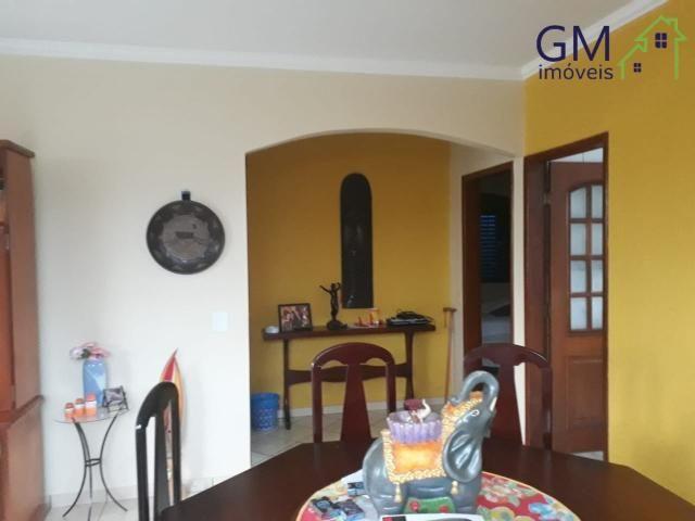 Casa a venda / condomínio recanto dos nobres / 03 quartos / churrasqueira - Foto 6