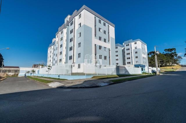 Apartamento à venda com 2 dormitórios em Cidade industrial, Curitiba cod:00798.1166 - Foto 2