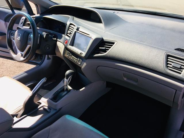 Honda Civic 2.0 LXR 2015 Vendo, troco e financio - Foto 13