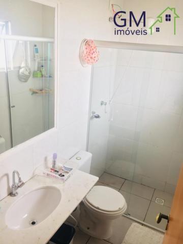 Casa a venda / condomínio rk / 03 quartos / churrasqueira / aceita casa de menor valor com - Foto 9