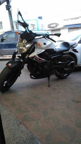 Yamaha xj6 2012 a mais nova do olx