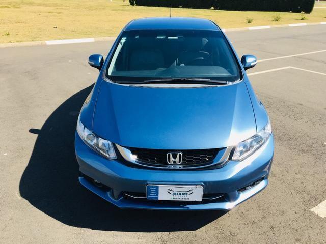 Honda Civic 2.0 LXR 2015 Vendo, troco e financio - Foto 2