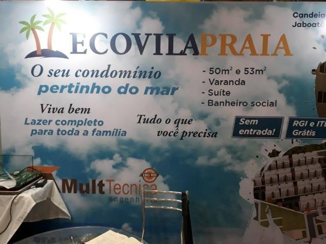 !Saia do Aluguel Apto 50/53m² em Candeias com suíte e varanda - Foto 3