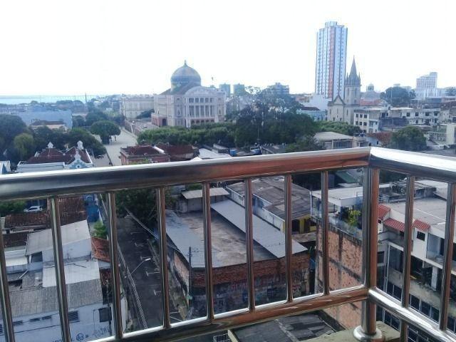 Centro>Cond.João Paulo-86m2-4 Quartos-Piscina-Segurança 24h-Semi Mobiliado - Foto 15