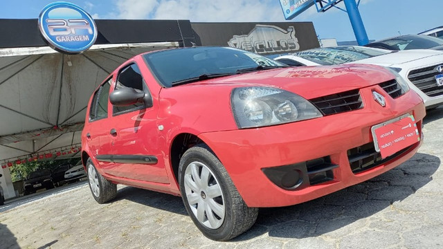 Renault clio campos 2011 basico whats * - Foto 3