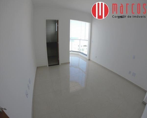 Apartamento para locação 3 quartos, amplo e novíssimo na Praia do Morro. - Foto 18