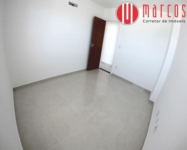 Apartamento para locação 3 quartos, amplo e novíssimo na Praia do Morro. - Foto 16