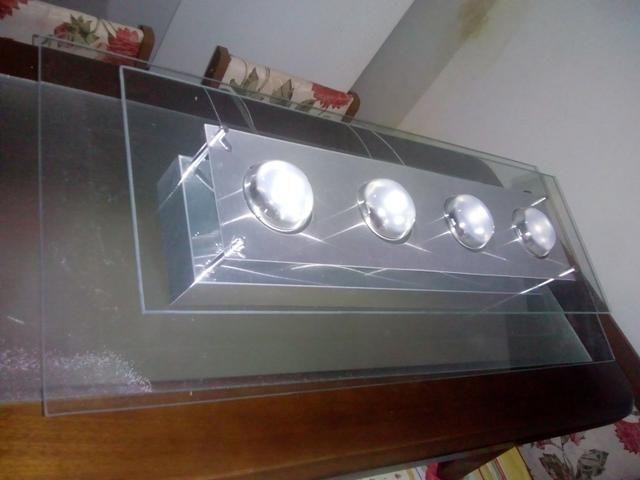 Pendente Luminaria Luxo (4 lâmpadas Osram) - Foto 6