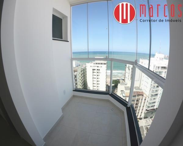 Apartamento para locação 3 quartos, amplo e novíssimo na Praia do Morro. - Foto 20