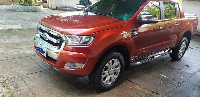 Ranger limited diesel