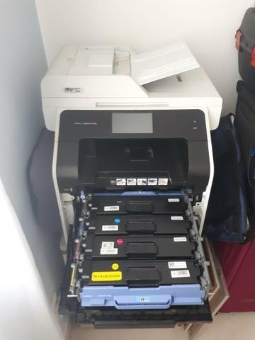 Impressora Brother MFCL8850cdw - Foto 4