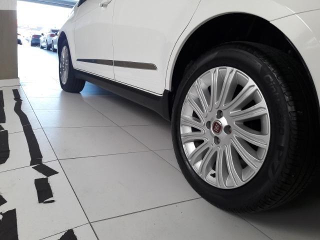 Grand siena essence 1.6 ano 2015 placa i completo roda de liga som usb air bag abs - Foto 14