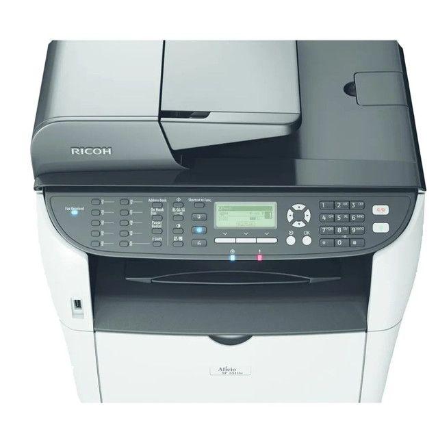 Impressora Ricoh pouco tempo de uso ,troco também - Foto 2