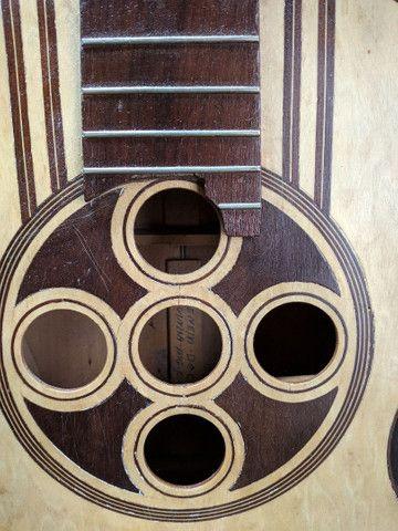 Viola Queluz 10 cordas, feita em rádica - Foto 4
