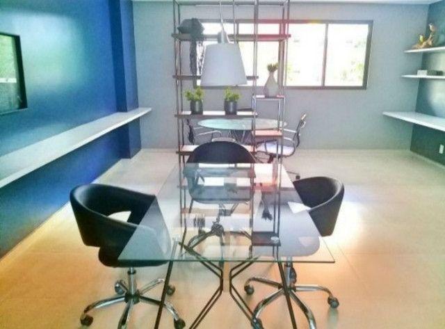 Apartamento quarto e sala mobiliado Edf. Le Grand - 42M² - Foto 3