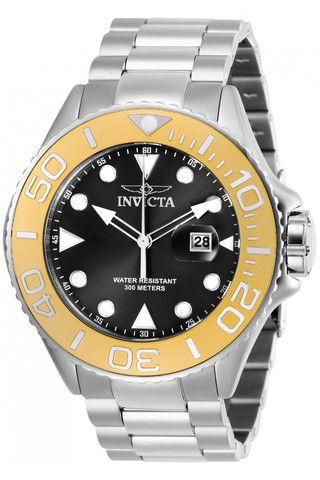 Relógio Invicta 300metros Importado de mergulho profissional de quartzo (modelo: 28767)