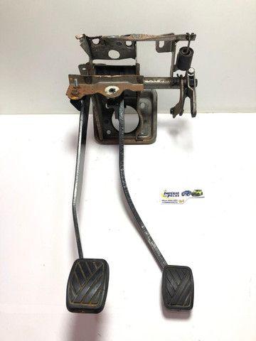 Pedal Freio Embreagem Tracker 2008 Original #10604 - Foto 3