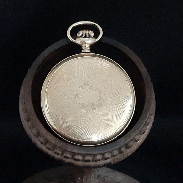 Relógio de Bolso Errington Watch Factory  Modelo Coventry Astral  - Foto 3