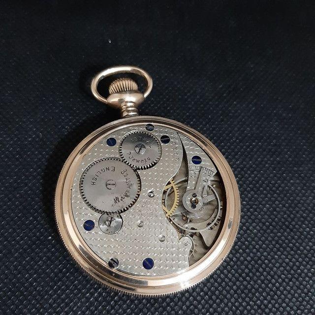 Relógio de Bolso Errington Watch Factory  Modelo Coventry Astral  - Foto 4