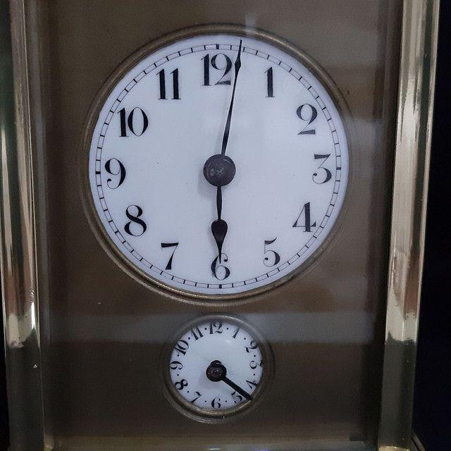 Relógio Carriage ( viajem ) - Foto 2
