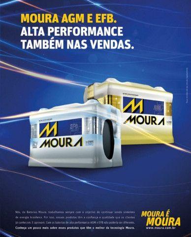 Bateria Moura  star-stop