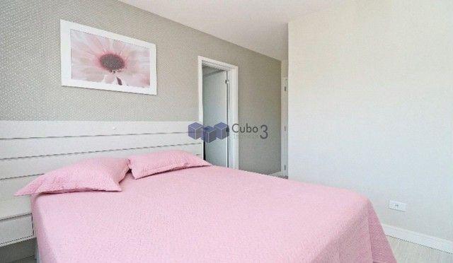 Apartamento com 2 dormitórios à venda, 59 m² por R$ 359.000,00 - Fanny - Curitiba/PR - Foto 12