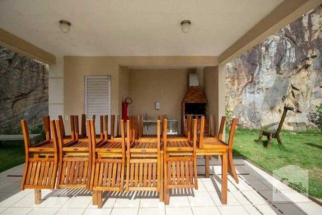 Apartamento à venda com 2 dormitórios em Alto dos pinheiros, Belo horizonte cod:329684 - Foto 10
