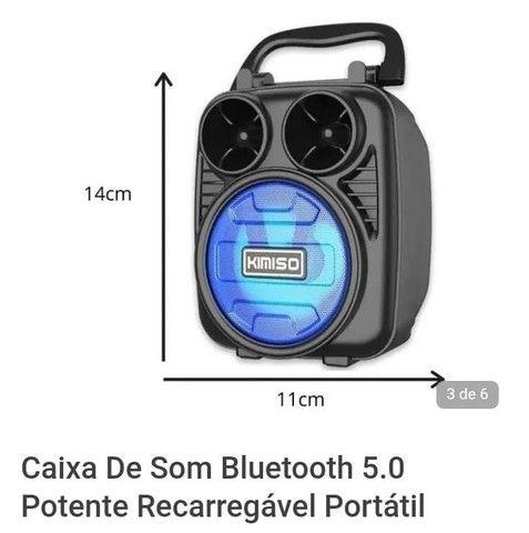 Caixa de som portátil PROMOÇÃO - Foto 4
