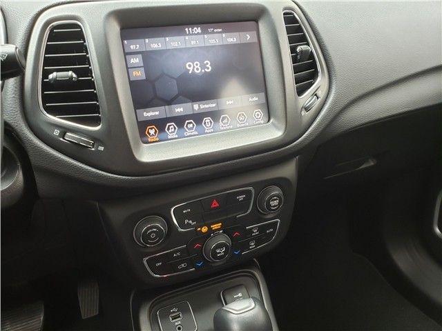 Jeep Compass 2018 2.0 16v flex longitude automático - Foto 15