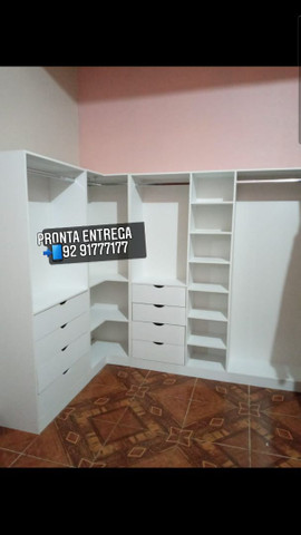 Closet L MDF  - Foto 2