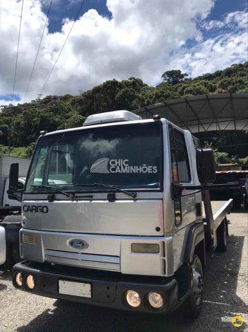 Ford Cargo 712 Prancha / plataforma / socorro / reboque / guincho - Foto 2