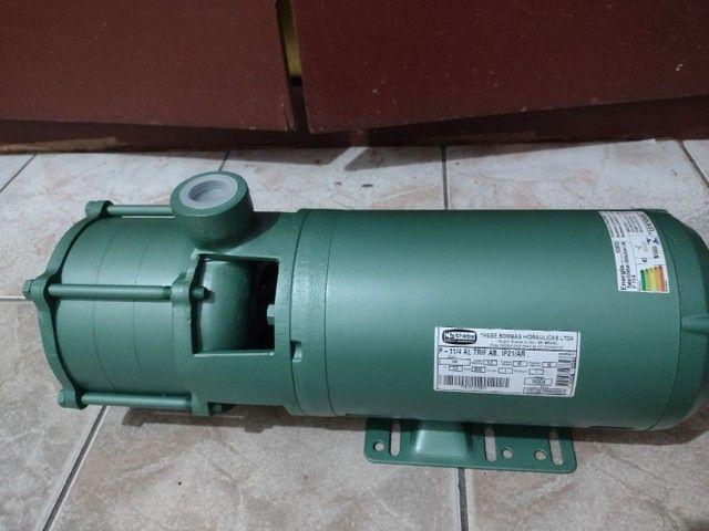 Bomba de Água - NOVA - Thebe P-11/4 NR - 3cv trif<br><br> - Foto 3