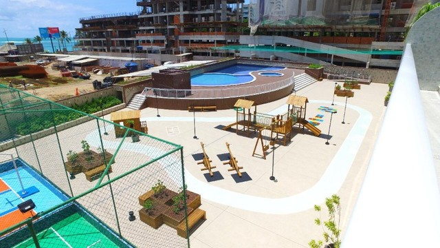 Apartamento com 300m², 4 suítes e sala para 3 ambientes a com vista para o mar de Jatiuca - Foto 5