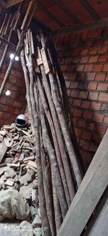 Escoras de madeira para laje. - Foto 2