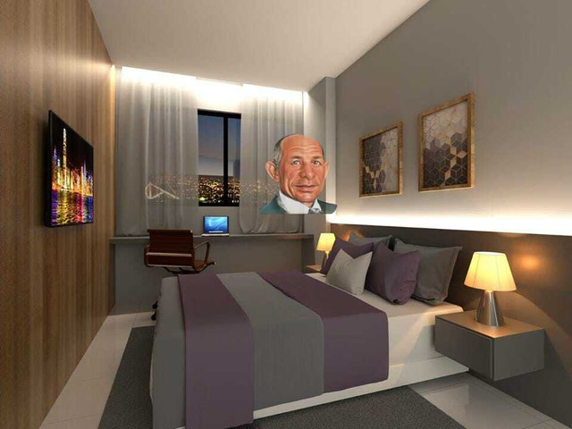 Apartamento para venda com 52 metros quadrados com 2 quartos em Barro Duro - Maceió - AL - Foto 3
