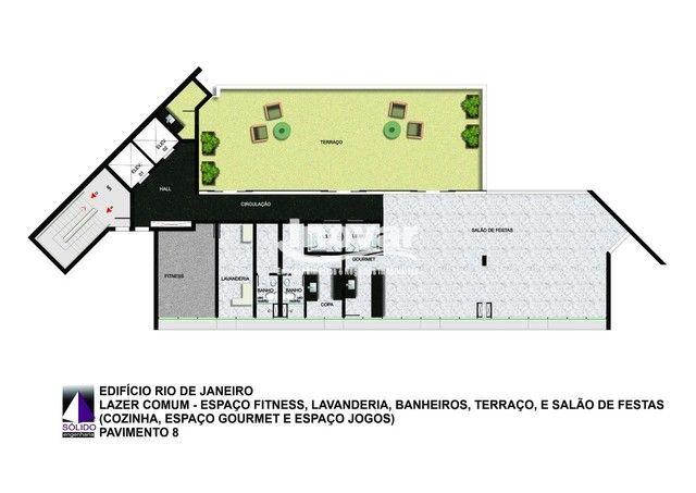 Apartamento à venda, 1 quarto, 1 suíte, 1 vaga, Centro - Belo Horizonte/MG - Foto 2