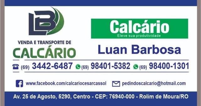 Vanda CALCÁRIO NOVA USINA - CAPA ZERO - Foto 2