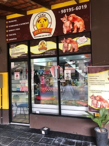 Loja em Centro Comercial, 75m², Pet shop, Ótima localização e acabamento - Foto 3