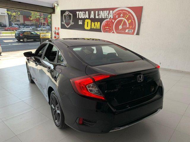 Honda Civic EX 2.0 i-VTEC CVT - Foto 9
