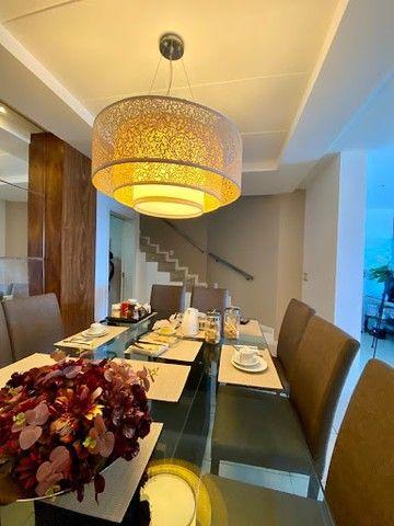 Cobertura beira mar com 4 dormitórios à venda, 498 m² por R$ 3.200.000 - Jatiúca - Maceió/ - Foto 6