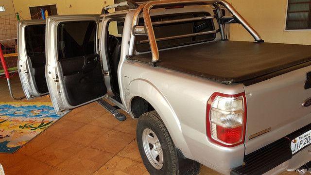 Vendo ou troco Ranger 2010- baixei p vender urgente  - Foto 8