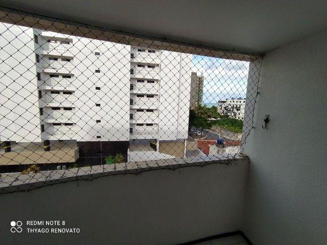 Cruz das Almas, 2 quartos, nascente, com varanda - Foto 4