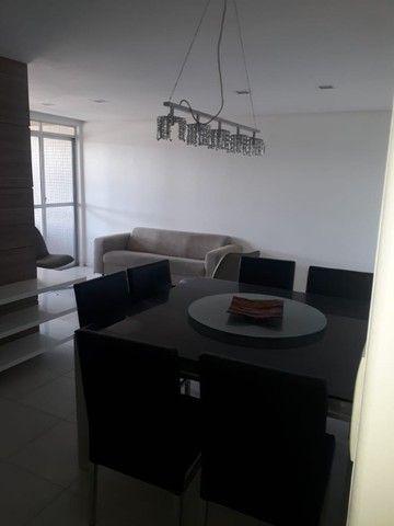 Apartamento 117 m2 mobiliado - leia o anuncio  - Foto 3