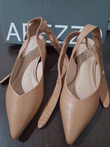 Sapato AREZZO NOVO  - Foto 4