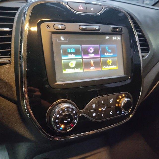 Renault captur  1.6 cvt impecavel - Foto 7