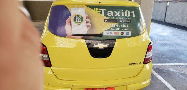 Táxi Spin 2014 carro + aut - Foto 5