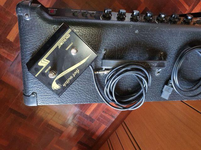 Amplificador Meteoro Nitrous 100G - Foto 4