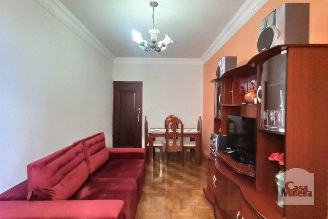 Apartamento à venda com 3 dormitórios em Barro preto, Belo horizonte cod:280230