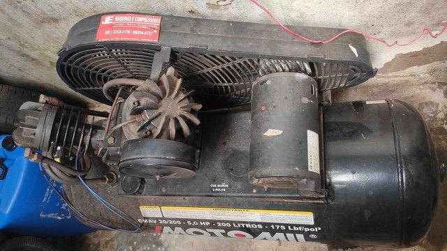 Compressor Motomil profissional - Foto 2
